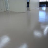 Vízesbázisú beton és padlófesték