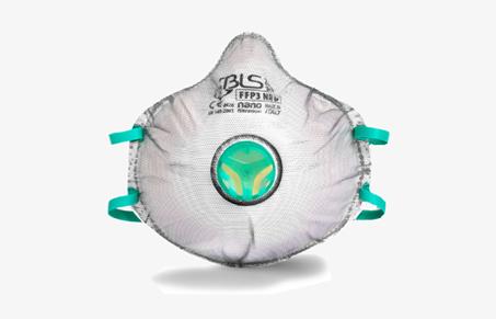 FFP3 BLS Zero arcmaszk