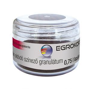 Dunaplaszt vízben oldódó színező granulátum
