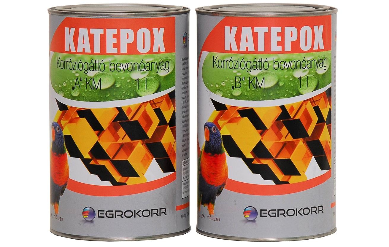 Katepox korróziógátló bevonó A+B
