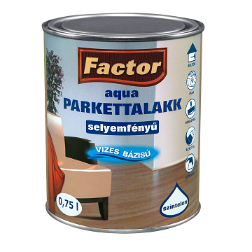Factor aqua parkettalakk