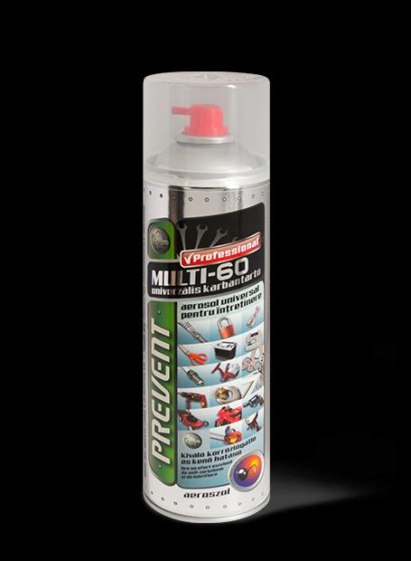 Prevent multi-60 univerzális karbantartó aeroszol