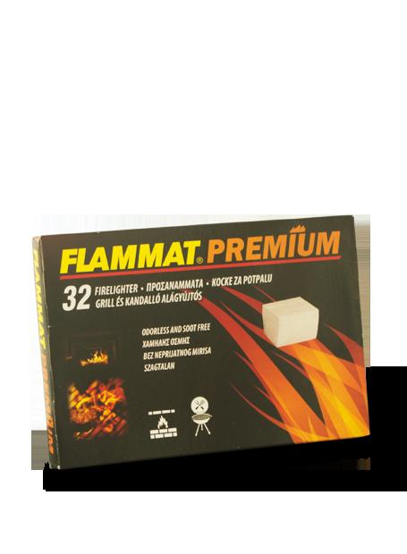 Flammat grill és kandalló alágyújtós prémium