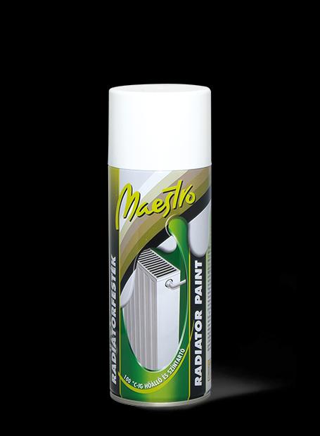 Maestro radiátor aeroszol