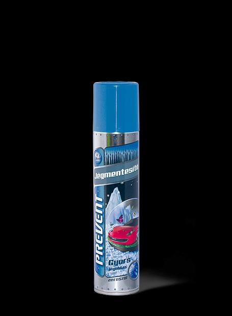 Prevent jégmentesítő aeroszol