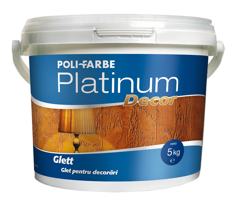 Platinum decor glett