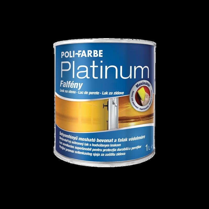 Platinum falfény selyemfényű