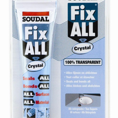 Soudal Fix-all crystal
