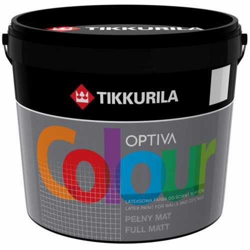 Tikkurila optiva colour