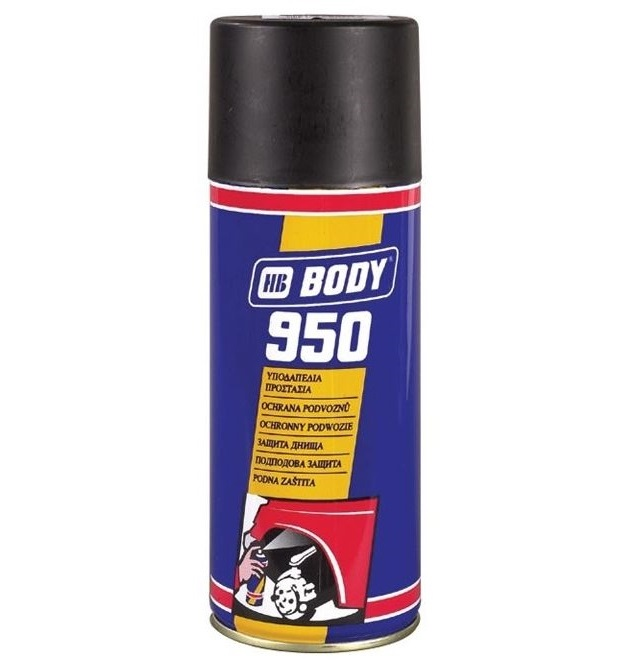 Body 950 rücskösítő spray