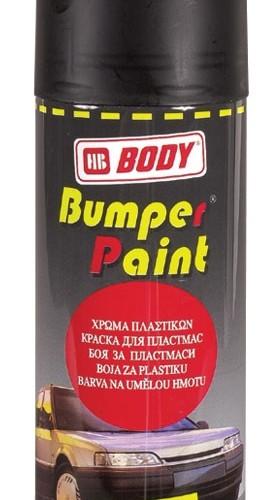 Body műanyag lökhárító spray