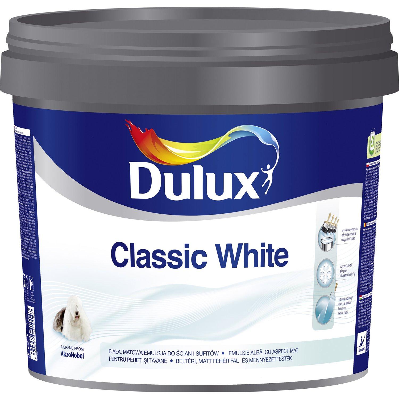 Dulux classic white belső falfesték